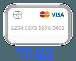 Koltuk Yıkama Kredi Kartı ile Ödeme